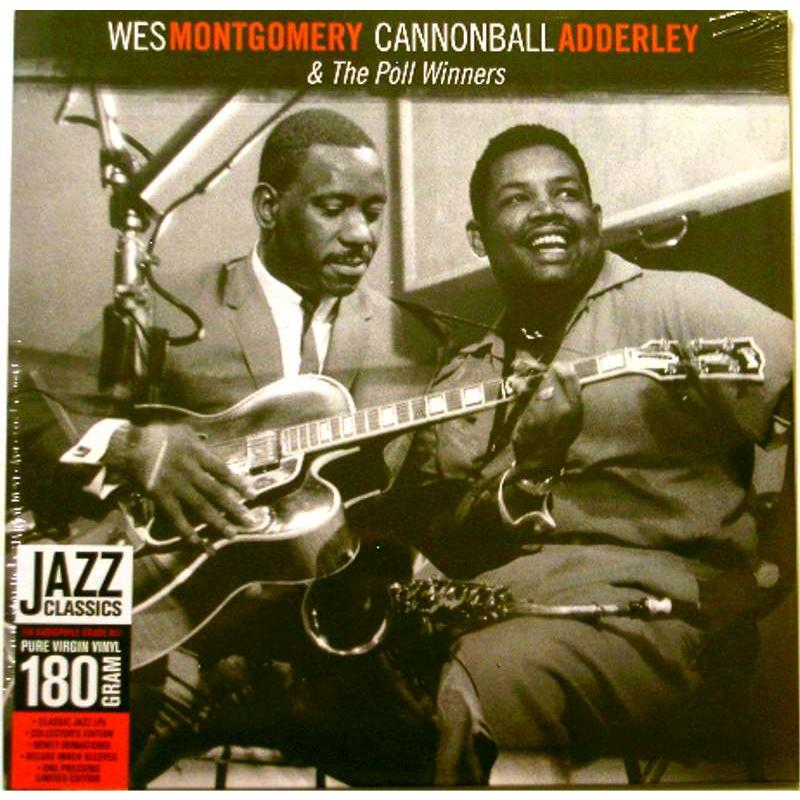 Wes Montgomery, Cannonball Adderley & The Poll Winners