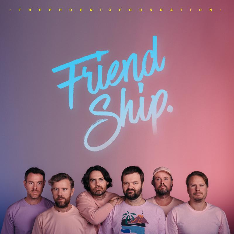 "Friend Ship (LP Pink / 7"" Turquoise)"
