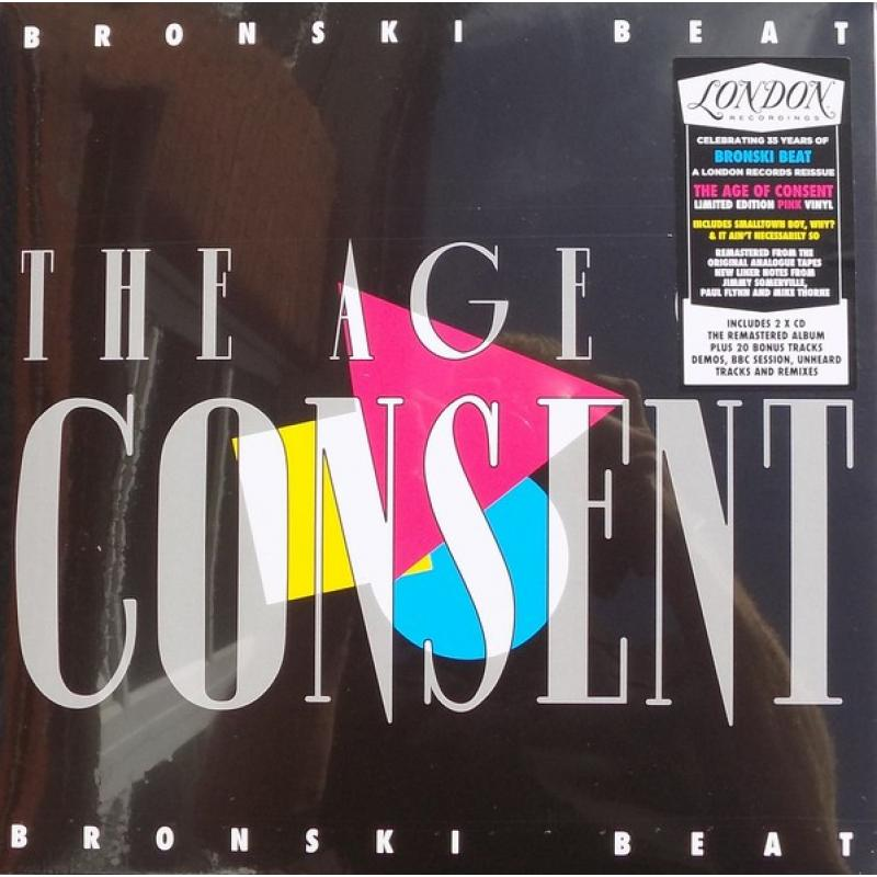The Age Of Consent (Pink Vinyl)