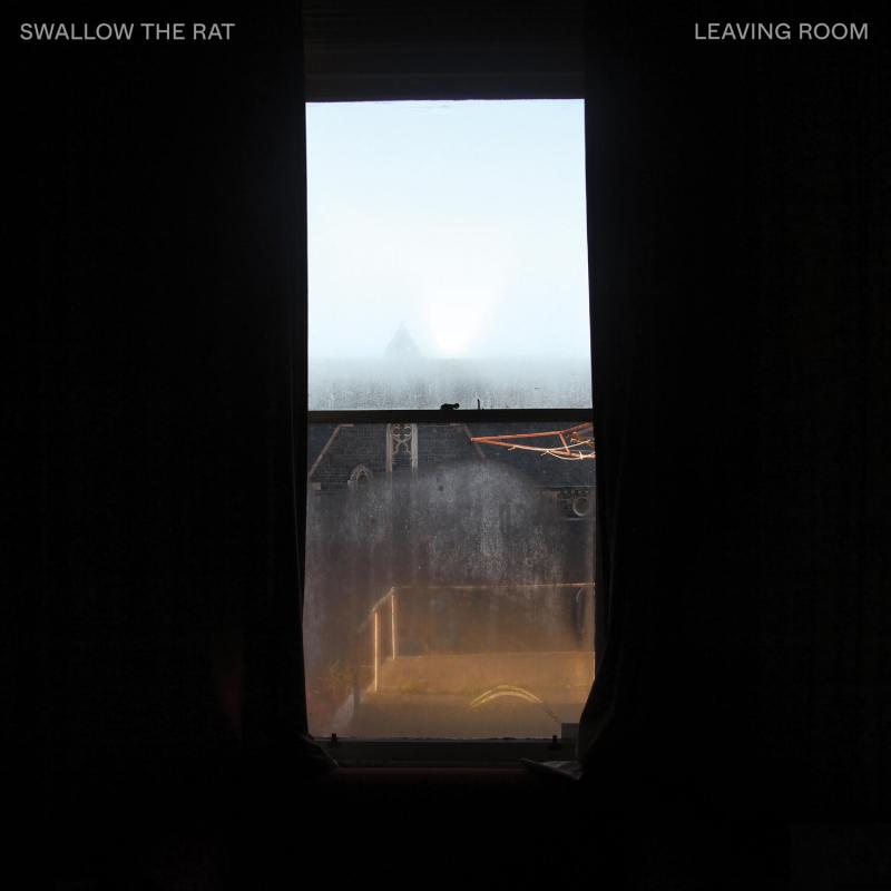 Leaving Room (Electric Blue Transparent Vinyl)