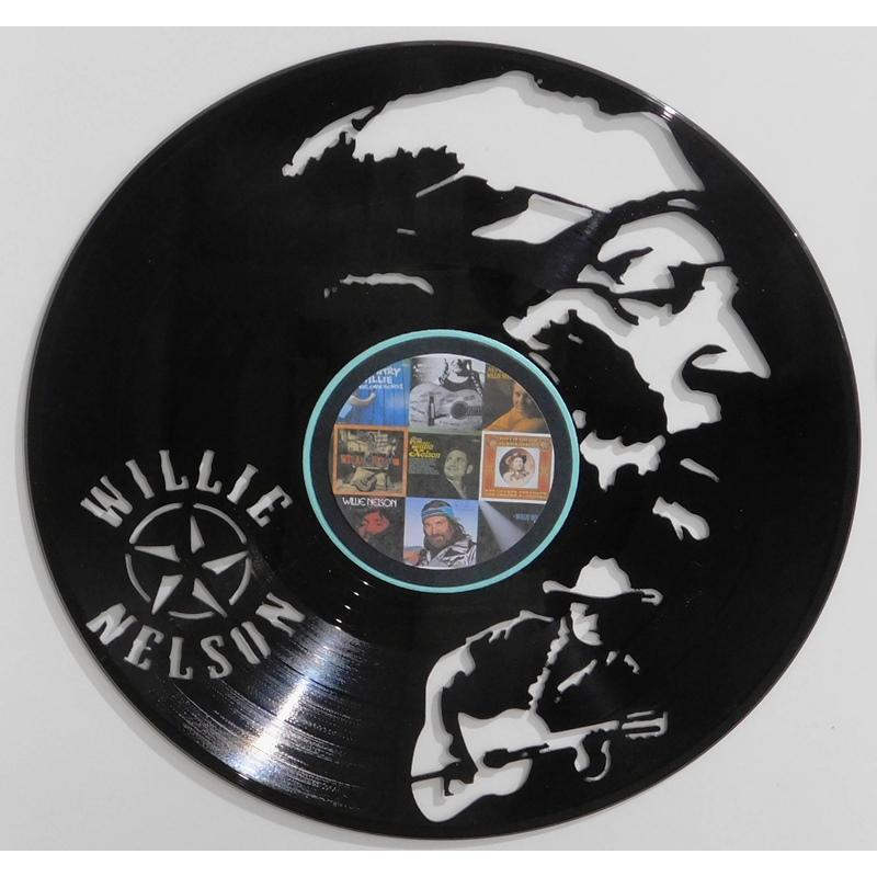 Vinyl Art (Willie Nelson)