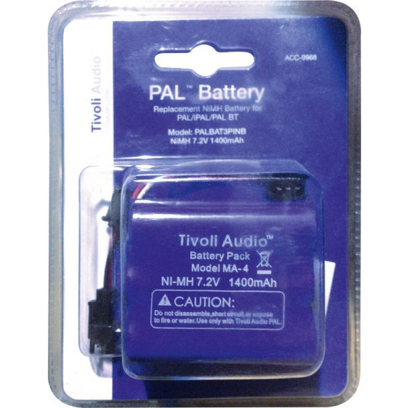 tivoli  replacement battery ma-4